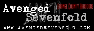 Same cute guitar player as in MPA.  Way different band.   Banner created by S.G. w/ graphics/design by a7x webmaster